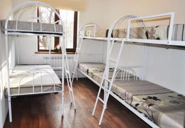 Cheap accommodation in Kharkov hostel