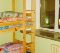 Cheap beds in central hostel