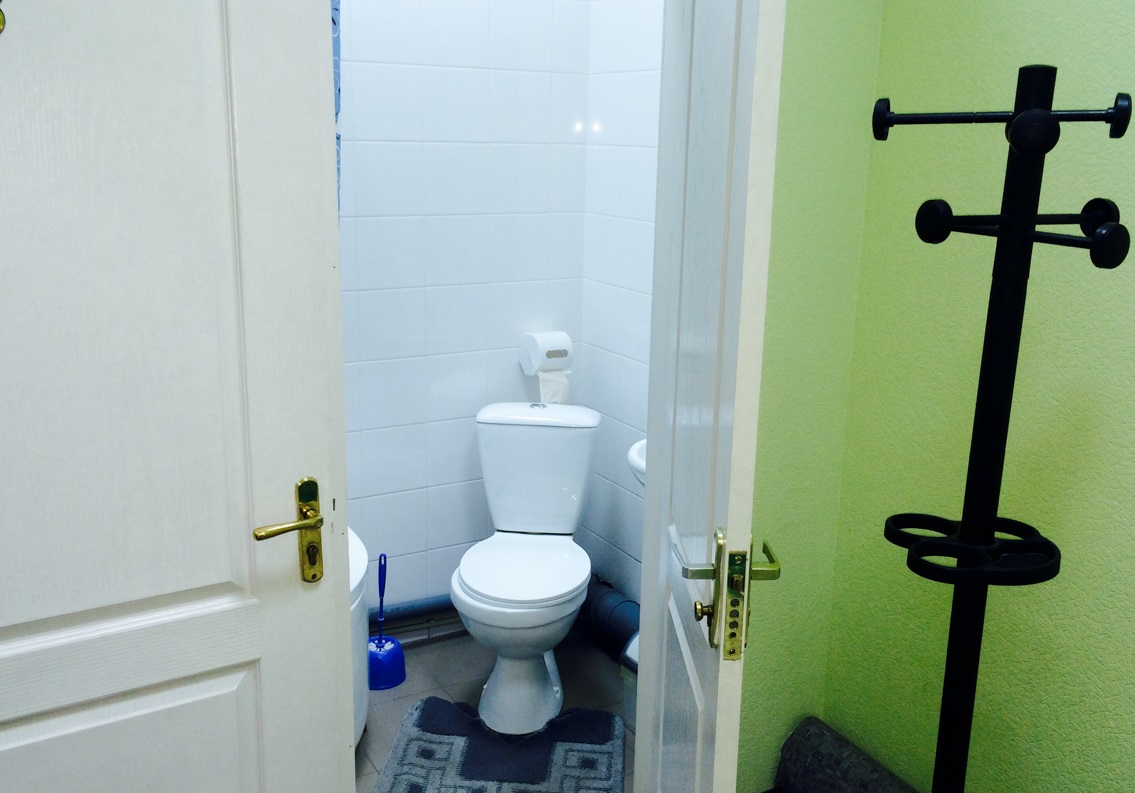 250₴ Separate room in hostel with bathroom