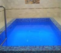 1000₴ A house for rent in Kharkov with a Russian bath and a swimming pool 5 min from metro Kievskaya