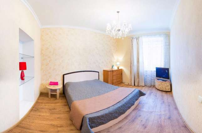 Cozy 1 bedroom apartment for daily rent in the center of Kharkiv