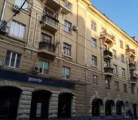 3 rooms apartment in the center of Kharkov