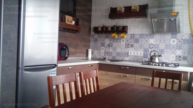 For rent one bedroom apartment in Kharkov center
