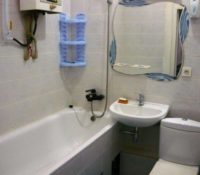 Two rooms apartment for rent in Kharkov center