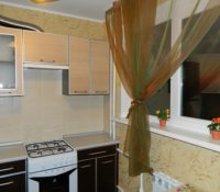 650₴ 3 rooms flat for daily rent in Kharkiv, near meto Sportyvna
