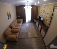 100$ Fancy 1 bedroom apartment for daily rent in Kharkov center