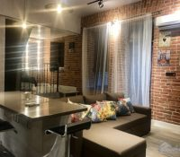89$ Two bedroom rental in loft style in Kharkiv downtown