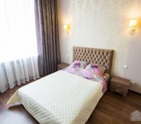22,9$ One bedroom studio daily rental apartment in the city center Kharkiv