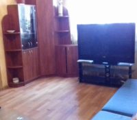 500$ Three rooms flat for monthly rent by owner in Kharkiv near metro Naukova