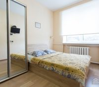 17$ per day studio for daily rent in Kharkov near Pivdennyi Vokzal