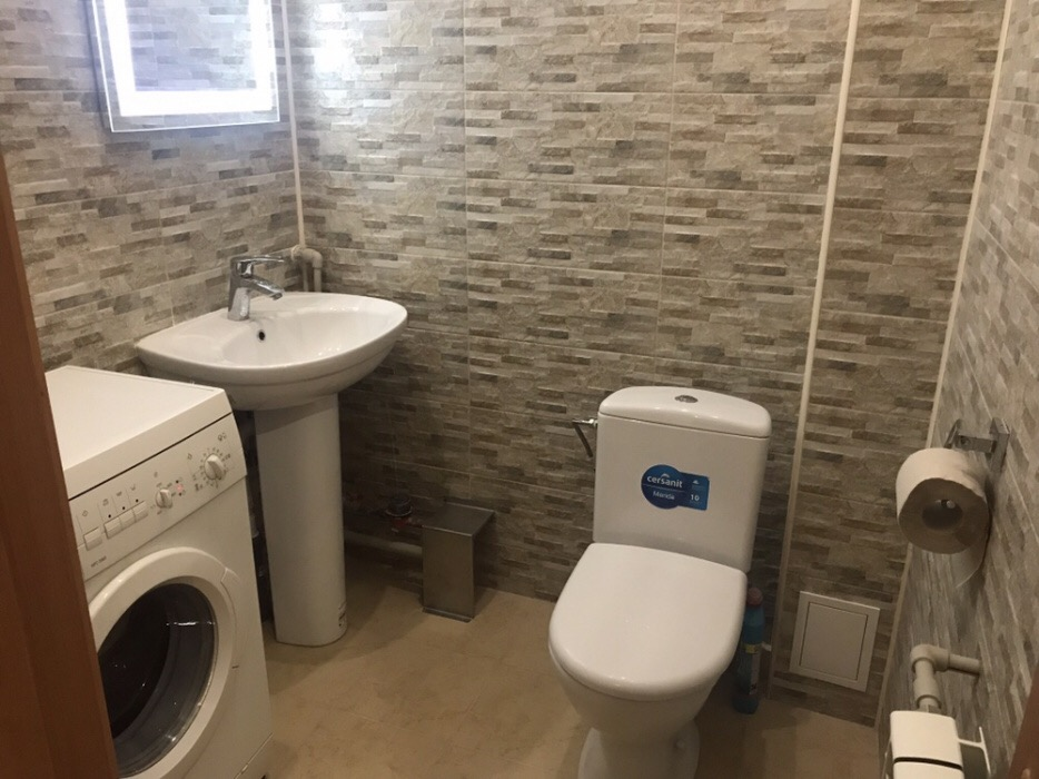 650$ Two rooms flat on Chernishevskogo street
